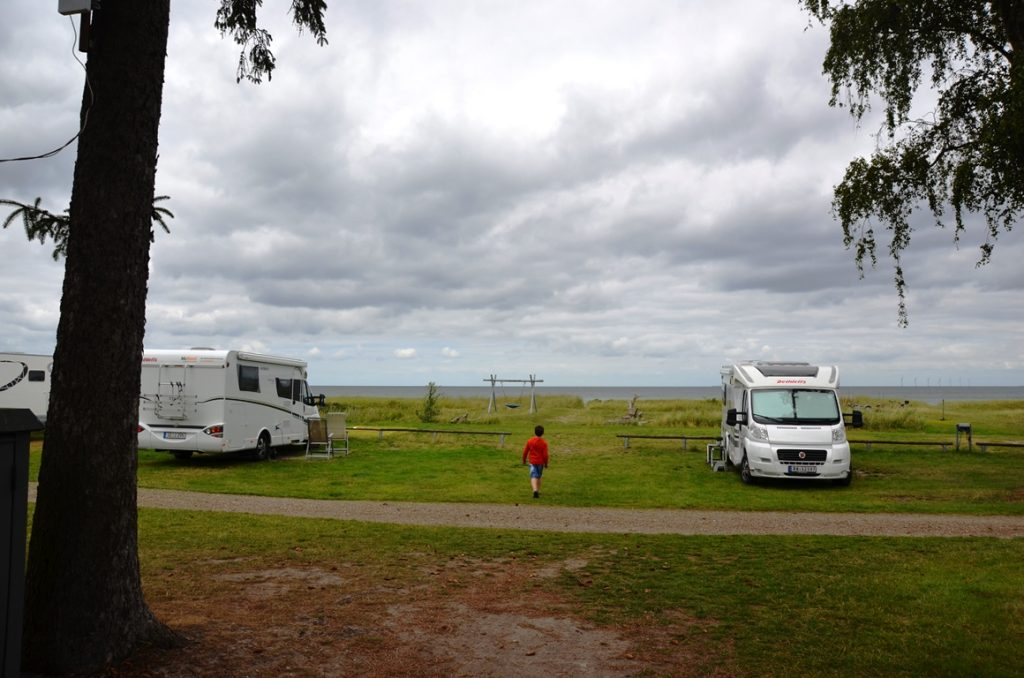 camping in Denemarken