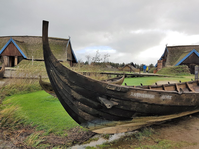 bork vikingehavn boot