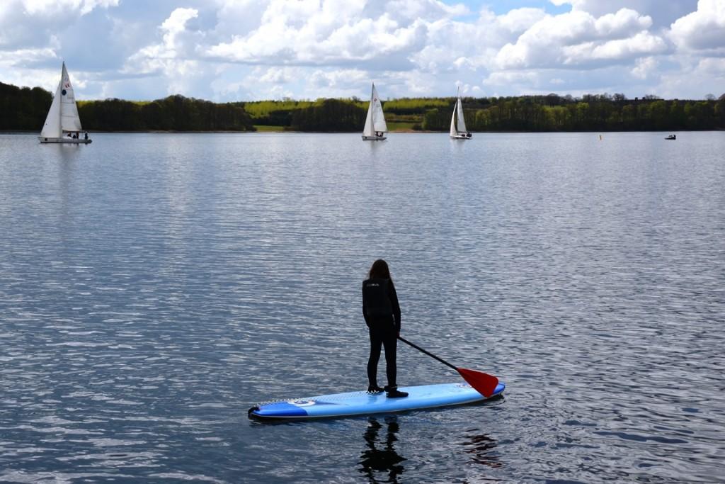 denemarken middelfart stand up paddle