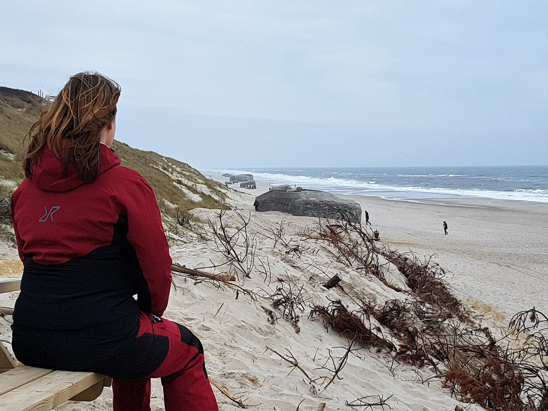 sondervig strand denemarken