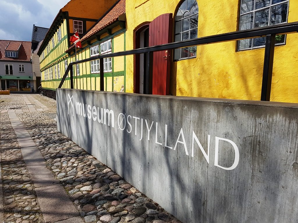 museum ostjylland djursland denemarken
