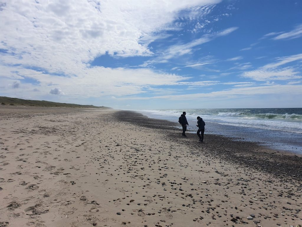 nationaal park Thy Denemarken