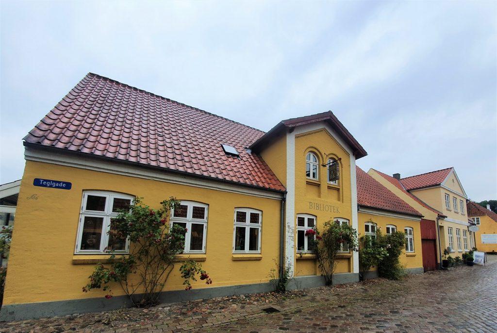 bibliotheek in Maiager