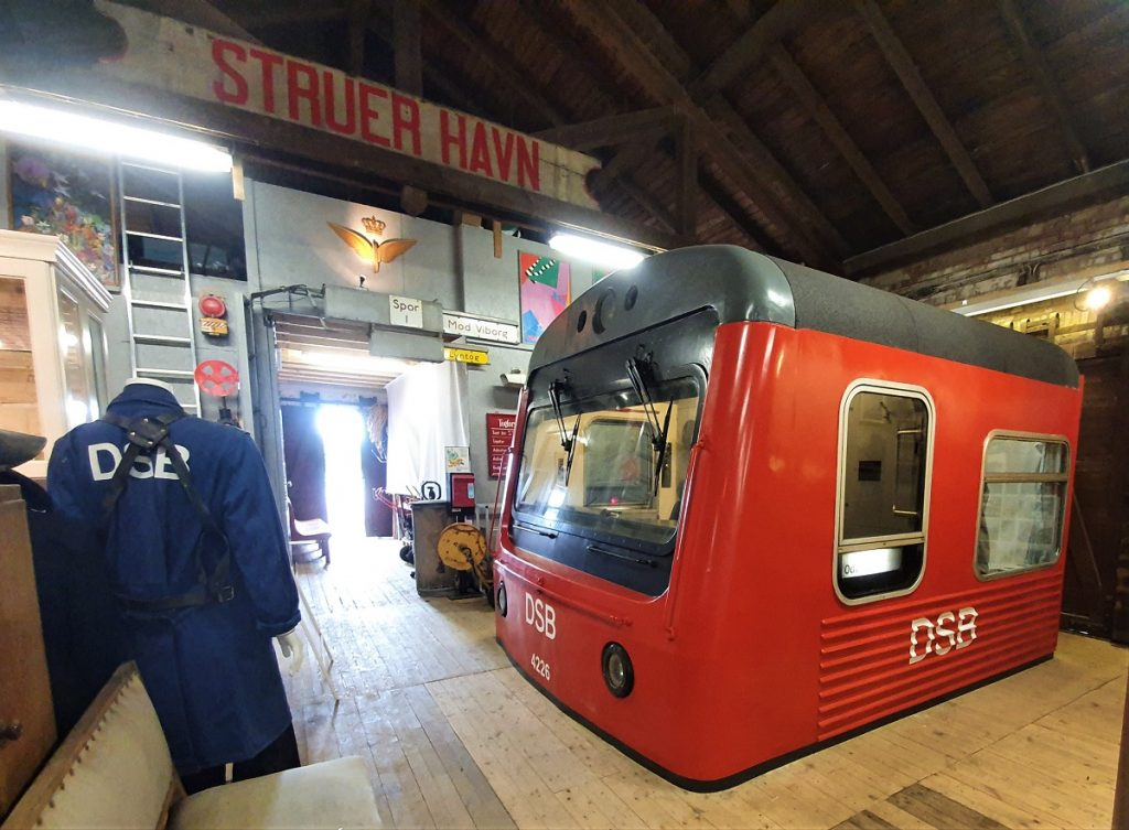 spoorwegmuseum jutland