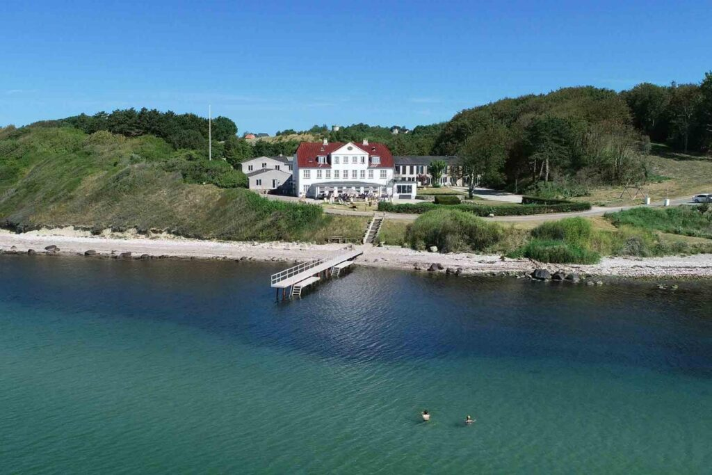 strandhotels in Denemarken