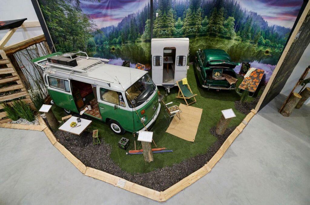 camping outdoor museum