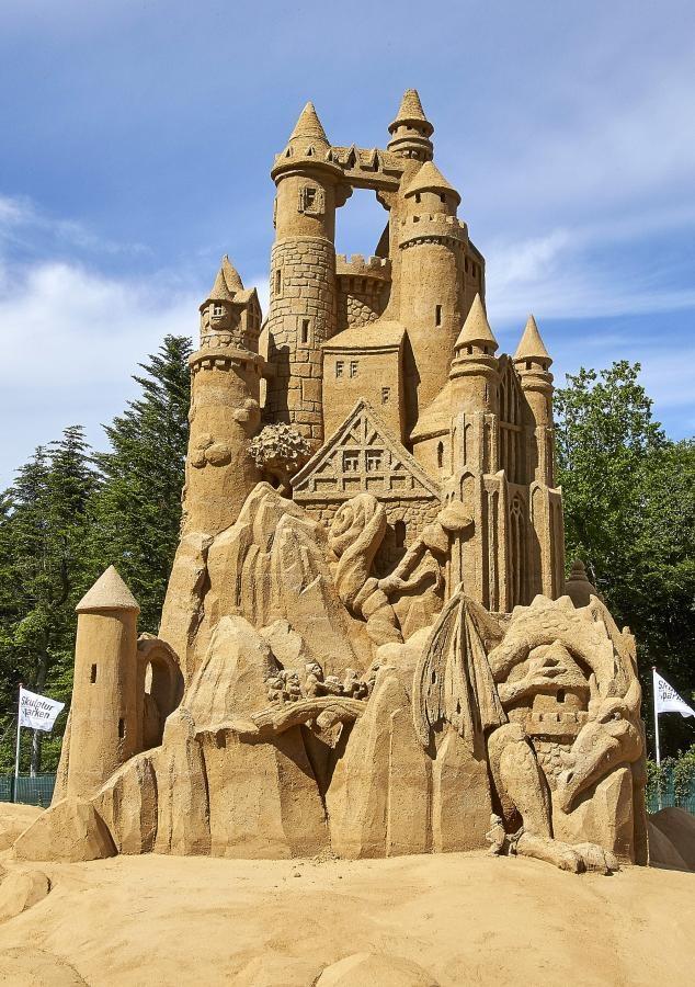 skulpturparken blokhus
